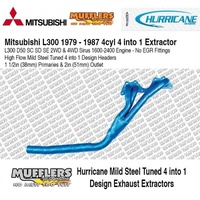 Hurricane Headers Suitable For L300 GSO SC SD SE 1600-2400CC Sirius