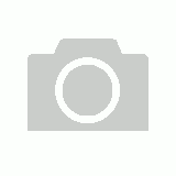 "Hurricane Sports Muffler 3"" Inlet C/C 6"" Round 14"" Long STR Perf"